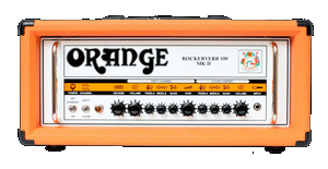 Orange Rockerverb MK2 100w head