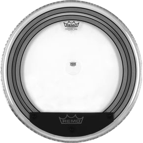 Remo Powersonic Clear Bass Drum Head 22""