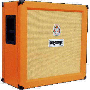 Orange PPC410 Speaker Cab 4x10
