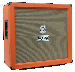 Orange PPC 412 Speaker Cab 4x12