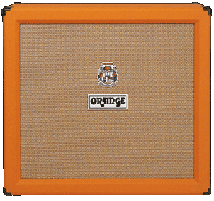 Orange PPC 412 HP 8 Speaker Cab 4x12