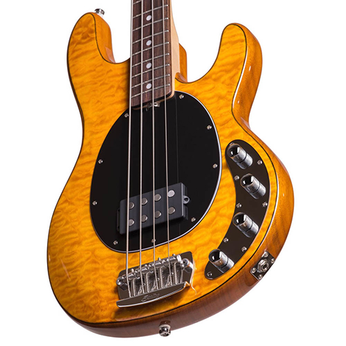 Sterling by Musicman Ray34QM-AM