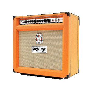 Orange Rockerverb MK2 1 x 12 combo