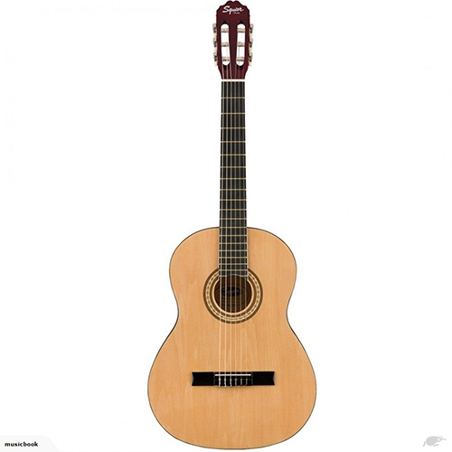 Squier by Fender SA-150N Acoustic Nylon String Guitar