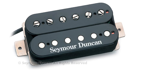 Seymour Duncan SH-2n Jazz Model Neck, Black