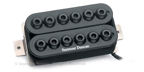 Seymour Duncan SH-8b Invader Bridge, Black