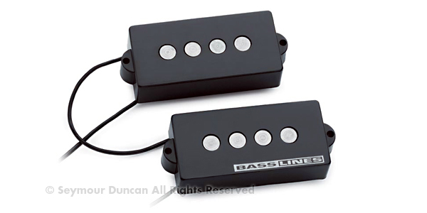 Seymour Duncan SPB-3 Quarter-Pound for P-Bass_