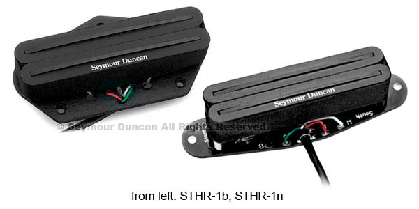 Seymour Duncan STHR-1b Hot Rails Lead