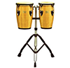 TYCOON TCJBND JUNIOR CONGAS WITH STAND NATURAL FINISH