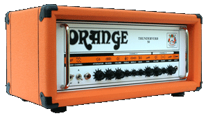 Orange Thunderverb 50w Head