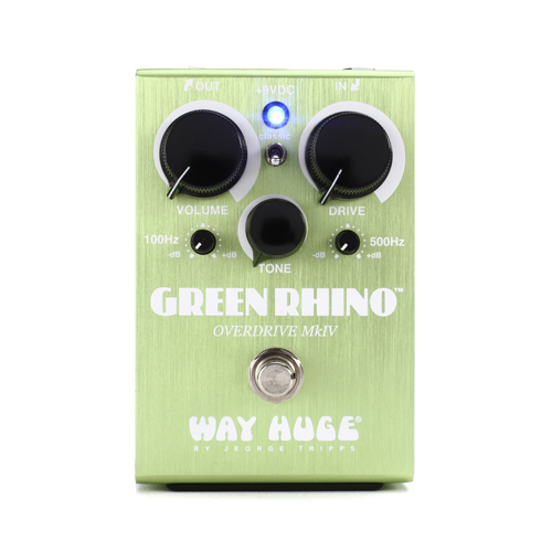 Dunlop WHE207 Way Huge Green Rhino MK4