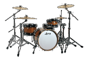 Ludwig Epic X-Over Groover Shell Pack