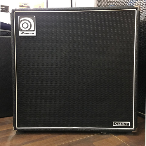 Ampeg 410-HE Ext 4x10 w/cover
