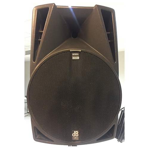 dB Technologies Opera 605D Active Speaker - PRE-LOVED