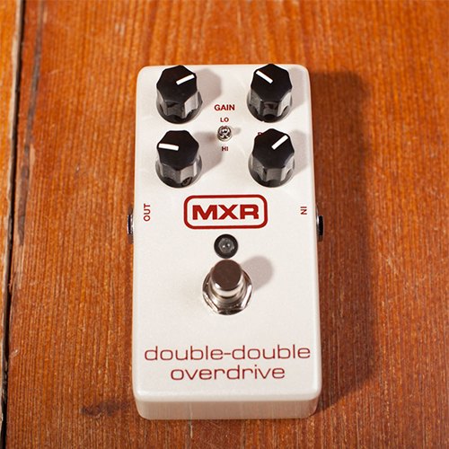 MXR Double Double Overdive (Preloved)