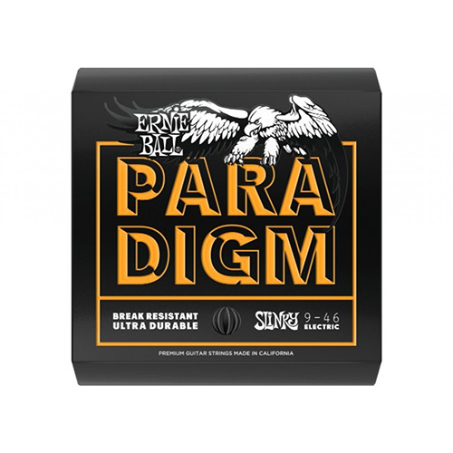 Ernie Ball 2022 Paradigm Electric Guitar String, Hybrid Slinky