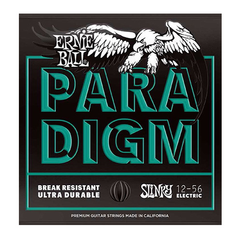 Ernie Ball 2026 Paradigm Electric Guitar String, Not Even Slinky
