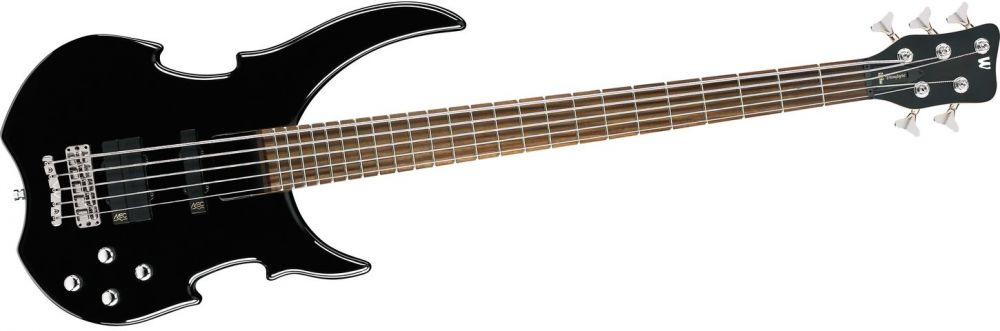 Warwick Vampire-052305 5 String Active Bass Guitar