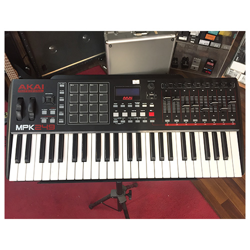 Akai Professional MPK249 Keyboard Controller - PRE-LOVED