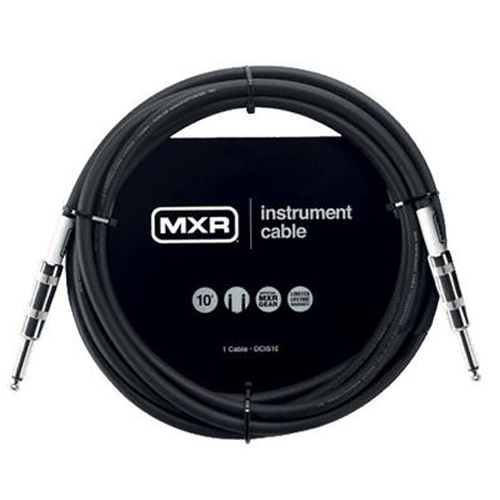 MXR DCIS10 Instrument Cable 10FT