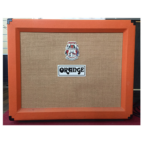 Orange PPC212-OB Speaker Cab 2x12 (Preloved)