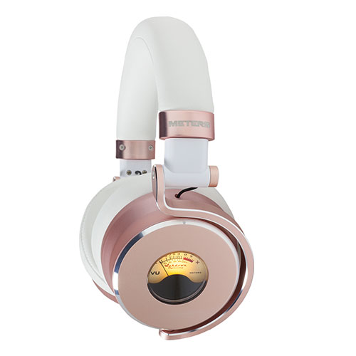 OV-1-ROSE Meters Headphone