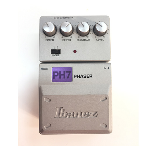 Ibanez Tone-Lok PH7 Phaser Pedal (Preloved)