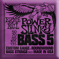 Ernie Ball Bass 5-String Power Slinky