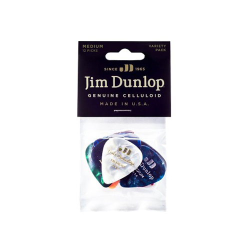 Dunlop PVP106 Celluloid Variety Pack