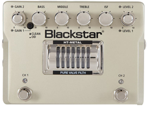 Blackstar HT-Metal Pedal