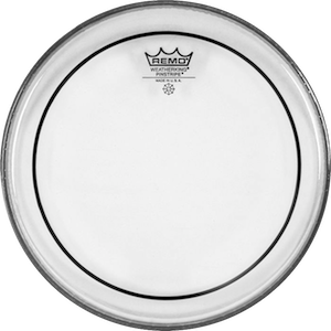 Remo Clear Pinstripe Head 12""