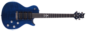 PRS SE Zach Myers - Royal Blue