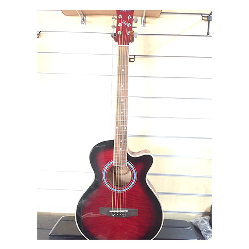 Sampson FA383CRDS acoustic guitar (Preloved)