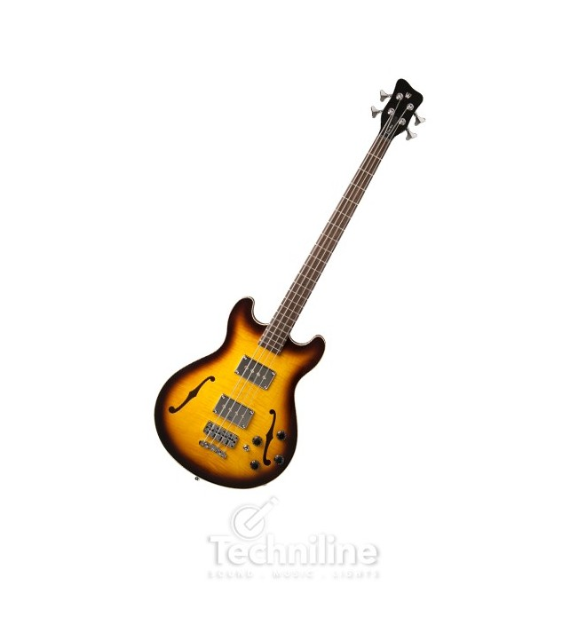 WARWICK STARBASS-16805 Bass Guitar 4String, Sunburst RB